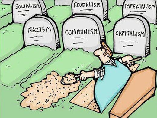 La fossa del capitalismo