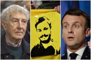Augias contro Macron in memoria di Giulio Regeni