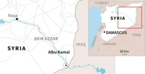 Raid militare in Siria